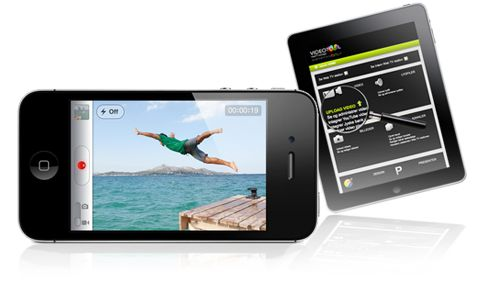 VideoTool Visual index mobil og tablet